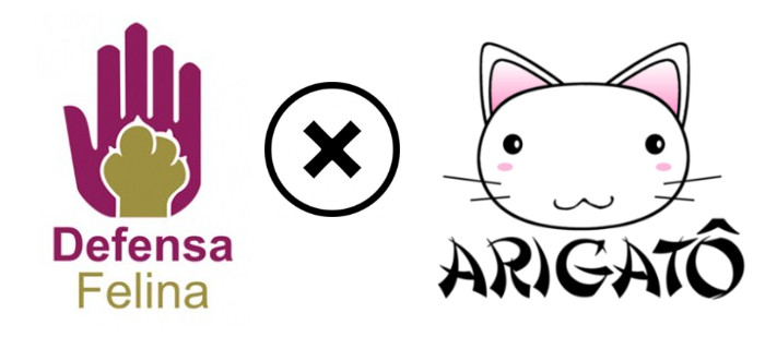 Arigato Defensa felina
